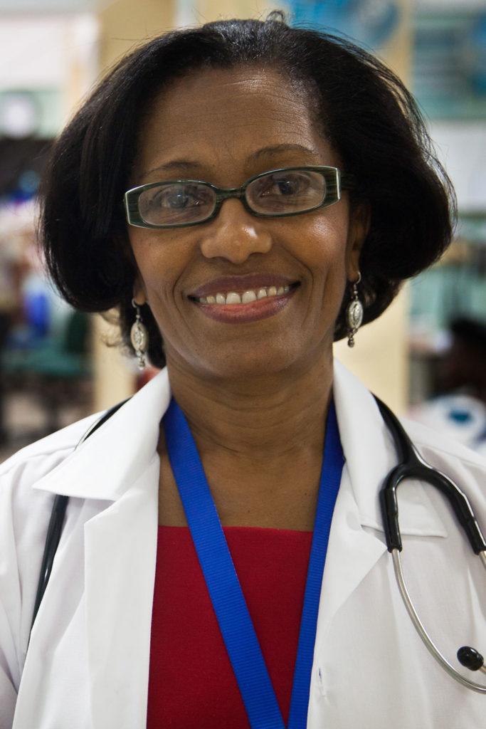 Dr Jacqueline Gautier
