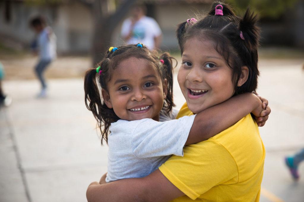 Children at NPH Honduras