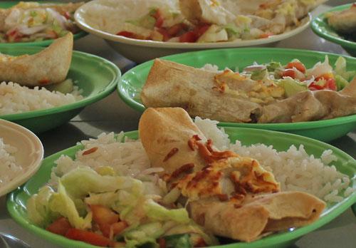 Meals at NPH Bolivia